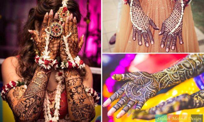 Mehndi In Hands : Classic dulhan mehndi designs for hands