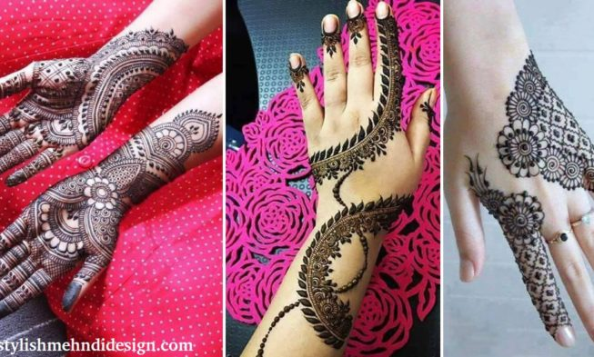 Traditional Mehndi Designs Photos : New traditional arabic mehndi designs