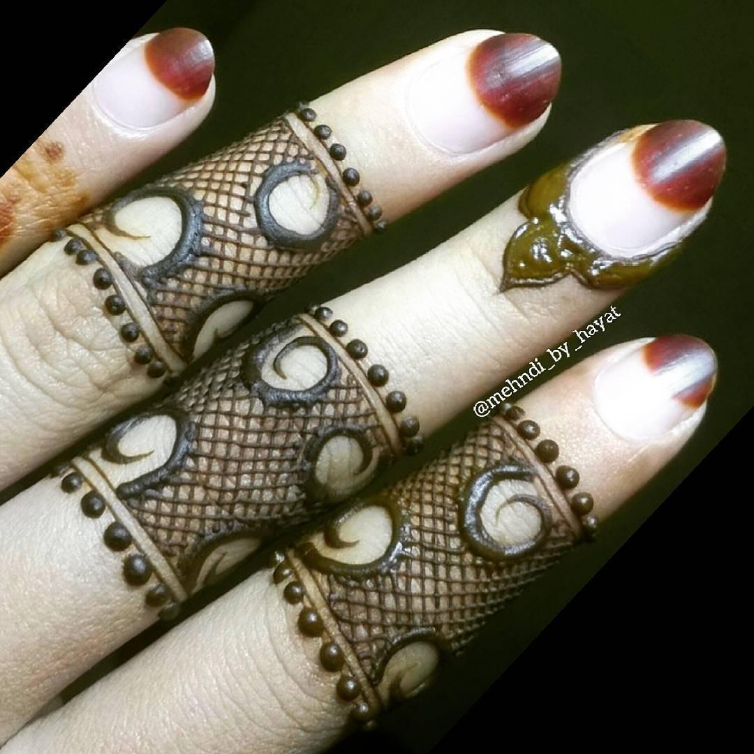 Finger Henna Designs Mehndi Designs For: Best Henna Fingers Mehndi Designs