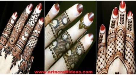 Mehndi Designs Best Arabic Bridal Heena Mehndi Designs