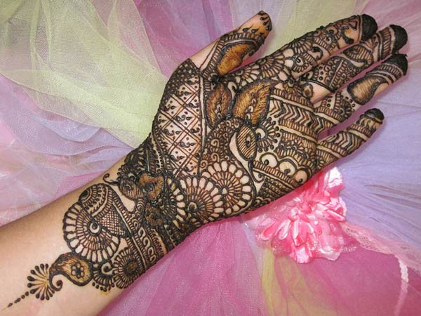 stylish full hand bridal mehndi designs   mehndi designs