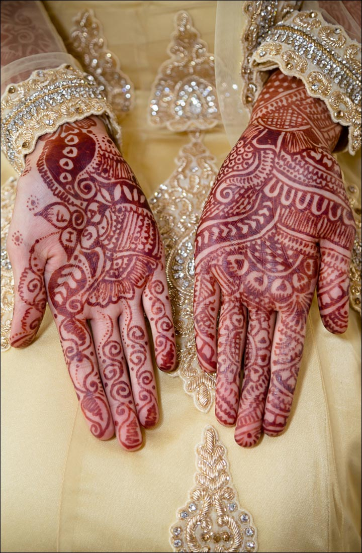 Traditional Indian Henna Designs: Beautiful Traditional Indian Henna Mehndi Designs