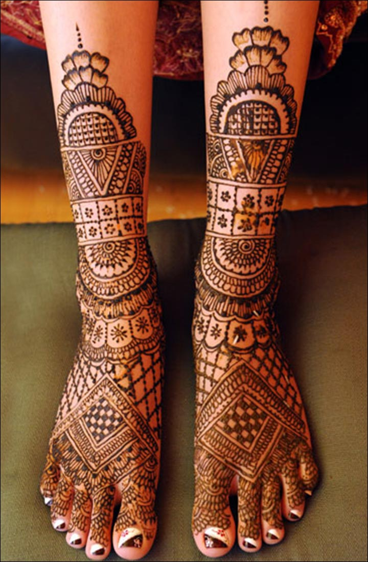 Traditional Henna Designs: Beautiful Traditional Indian Henna Mehndi Designs