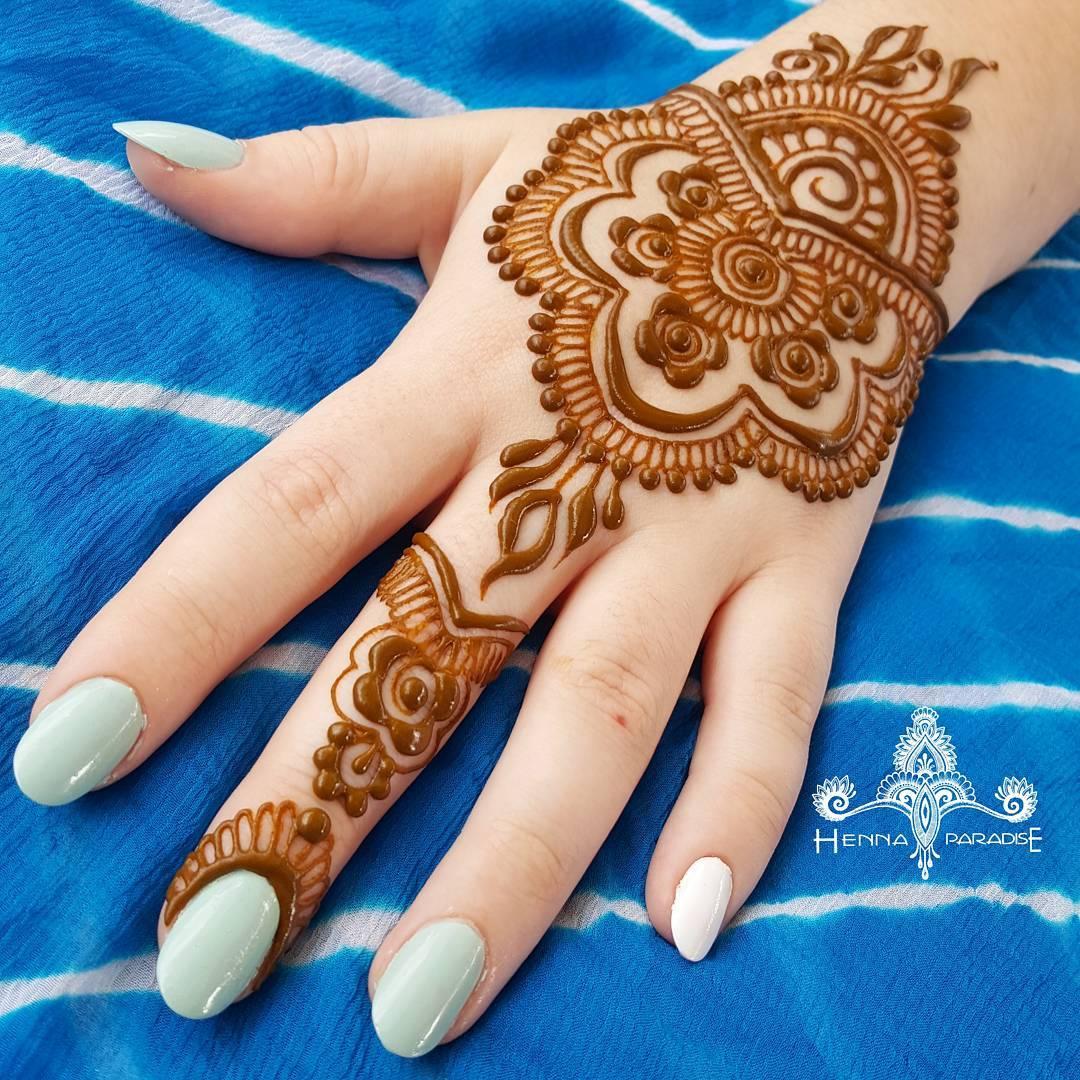 Stylish Mehndi Designs Henna Designs By Henna Paradise Mehndi
