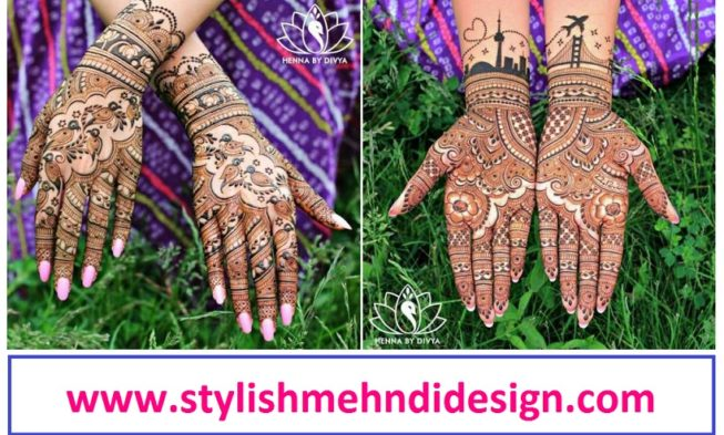 Mehndi For Bride : Outstanding bridal mehndi designs inspiration for you
