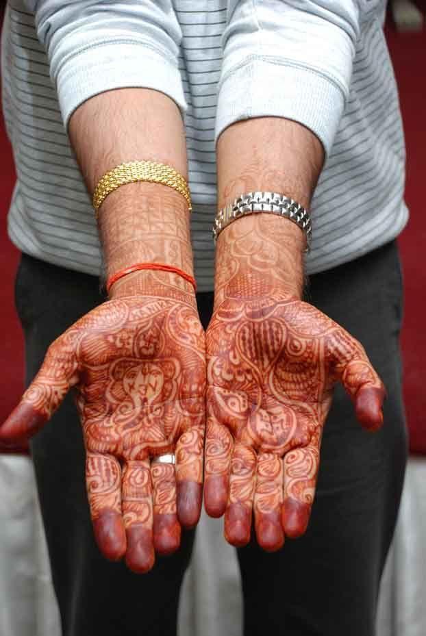15 most beautiful full hands mehndi designs for groom