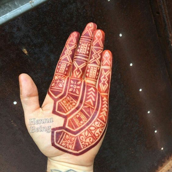 15 most beautiful full hands mehndi designs for groom
