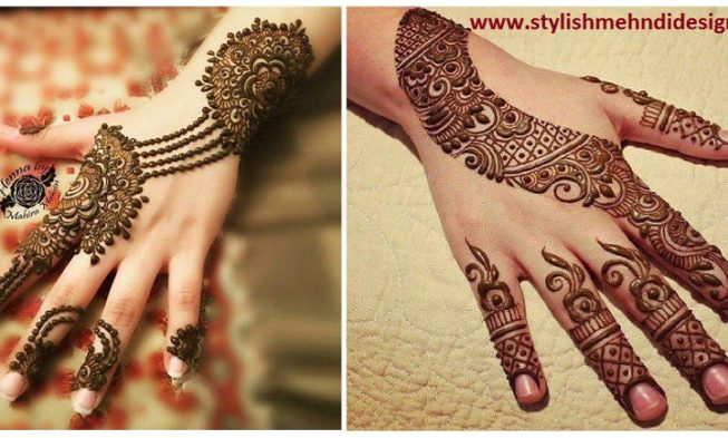 Mehndi Designs Please : Mehndi designs for hands with pictures diy video