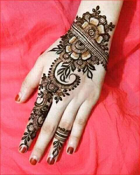 Beautiful And Easy Henna Arabic Mehndi Designs For Every Occasion