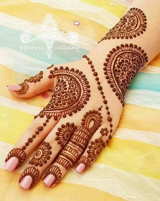 Best Arabic Mehndi Designs Collection For Girls Mehndi Designs