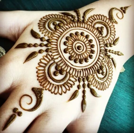 Simple and easy mehndi designs for beginners mehndi designs simple and easy mehndi designs that you can do by yourself solutioingenieria Image collections