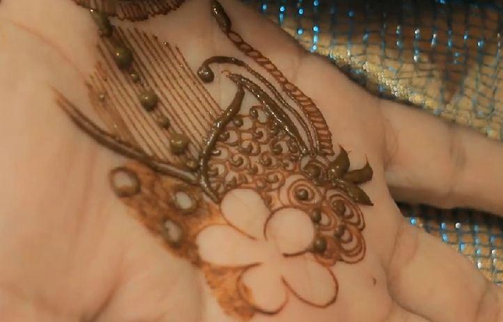 New Stylish Simple Easy Mehndi Henna Designs For Beginners By MehndiArtsitica 2016 Demo