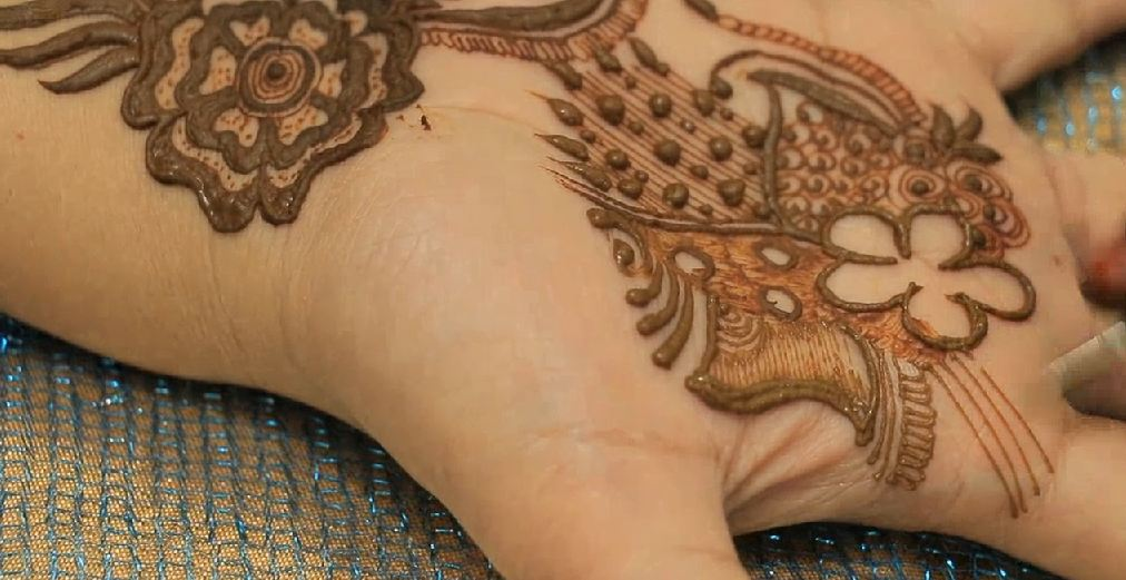 new stylish simple easy mehndi henna designs step by step