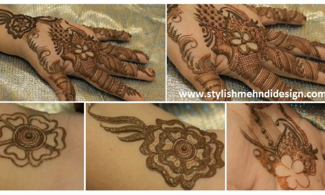 Mehndi Henna Buy : New stylish simple easy mehndi henna designs step by