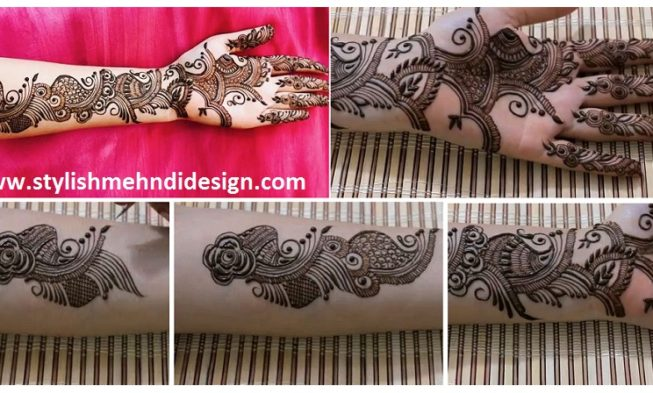 Mehndi Designs Please : Mehndi designs for every occasion pak ladies
