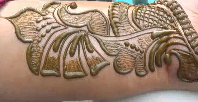 I Mehndi Henna Images : Best indian arabic henna mehndi design step by designs