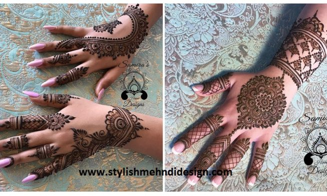 Stylish Mehndi Designs Archives Mehndi Designs