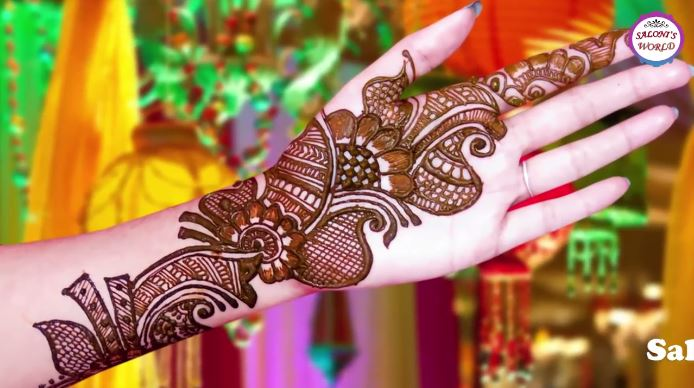 Simple Mehndi Designs Latest Arabic Henna Artsycraftsydad