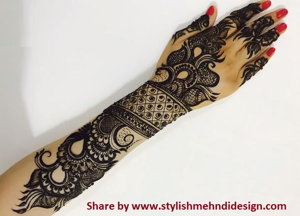 Highly Creative Mehndi Design For Hands Step By Step Tutorial