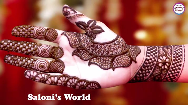 Arabic Mehndi Designs For Hand : Latest mehndi designs for hands arabic henna tattoo artsycraftsydad