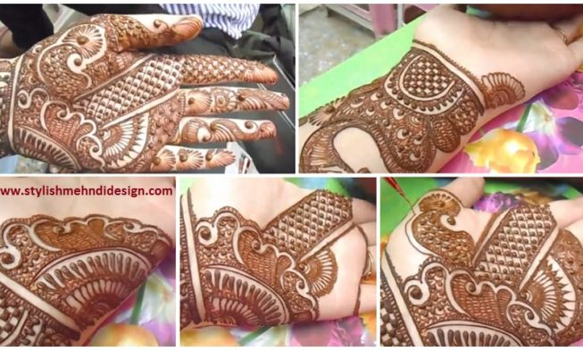 Simple Full Hand Mehndi Designs For Beginners Home Flisol Home